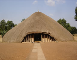 Cultural sites in Uganda