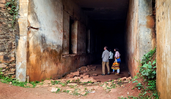 Dark Tourism in Uganda