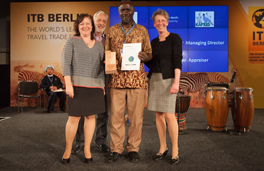 Uganda Ranks 5th At ITB Berlin Tourism Expo