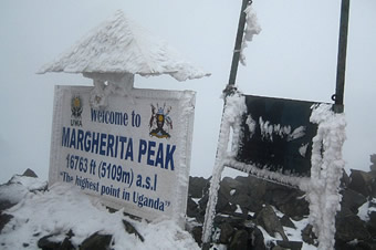 Mountain Rwenzori NP