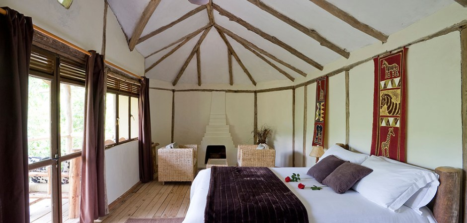Lodges/Camps in Bwindi Forest Np