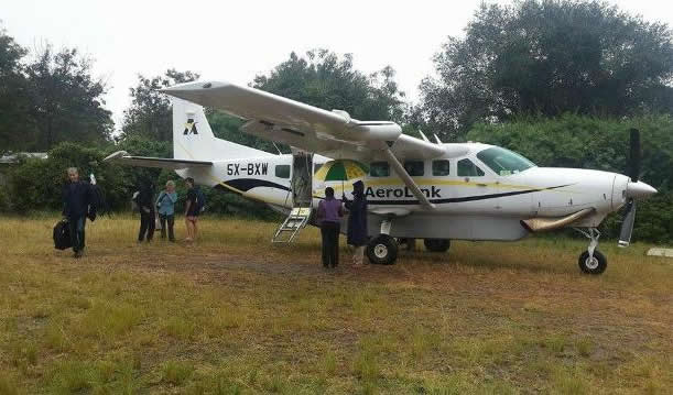 Uganda Flying Safaris