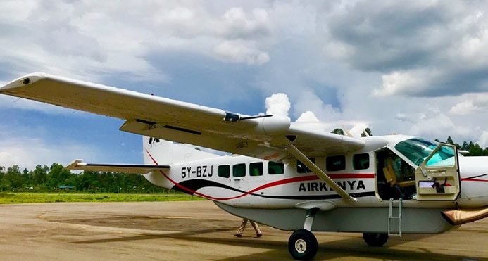 New Flight Services From Masaai Mara To Uganda