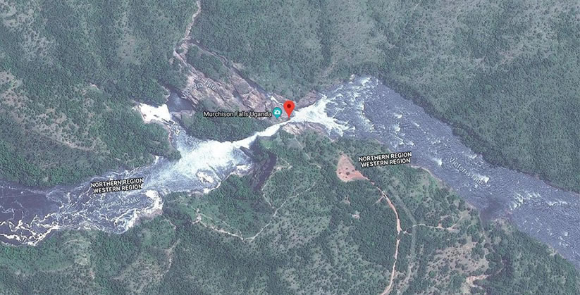 UWA To Fight The Construction Of A Power Dam At Murchison Falls By ERA
