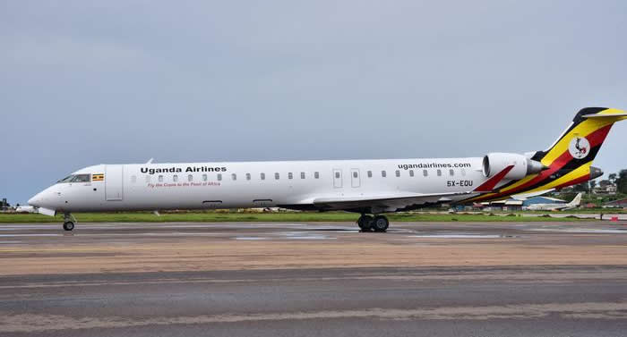 Uganda Airlines Behind the Schedule for its First Commercial Flight