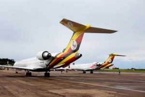 Uganda Airline flights