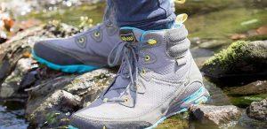 Foot wear for gorilla trekking