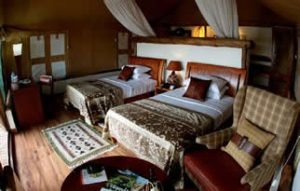 Where to sleep in Murchison Falls Park